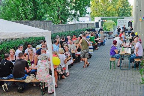 Sommerfeste beim Billardverein Schiestein – 10/21