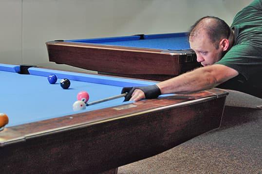 Billardverein Schierstein – Beim Spiel