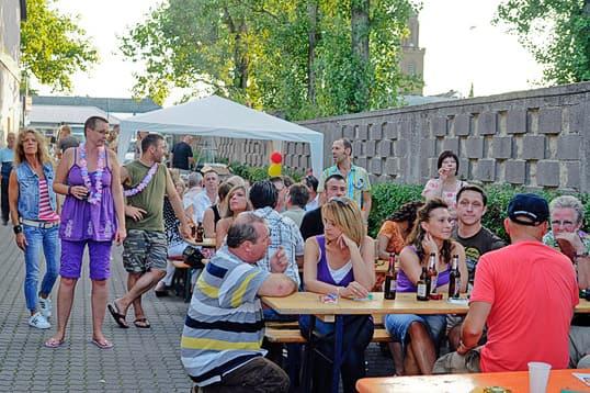 Billardverein Schierstein – Sommerfest 1